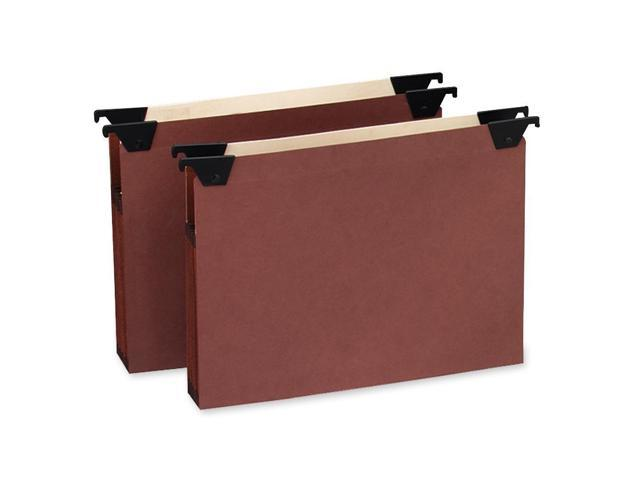Esselte Premium Reinforced File Pockets with Swing Hooks