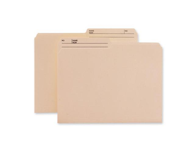 Smead 100% Recycled File Folder 10329