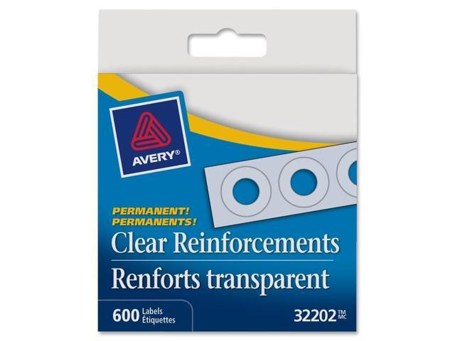 Avery Hole Reinforcement Label Dispenser Pack