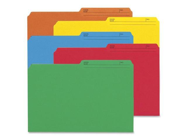 Smead Reversible File Folder 15394