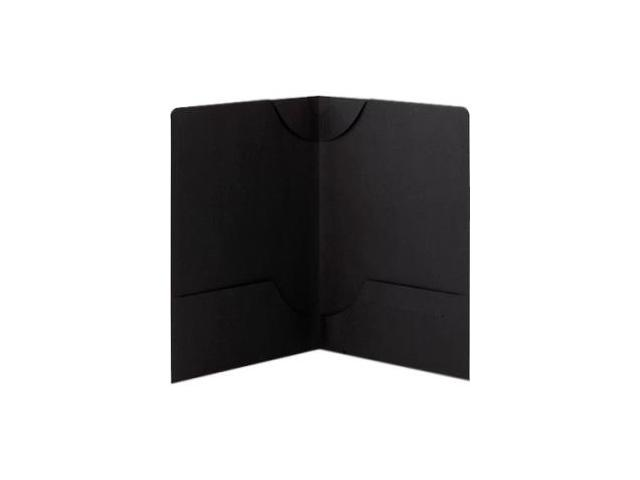 Smead Lockit Two-Pocket File Folder