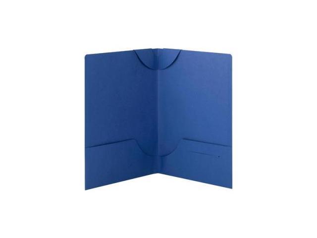 Smead Lockit Two-Pocket File Folder