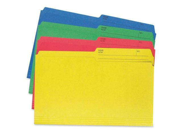 Hilroy Enviro Plus Coloured File Folder