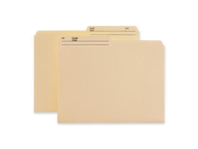 Smead Reversible Heavyweight File Folder 10445
