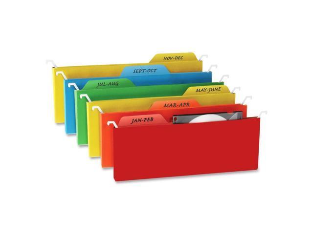 IdeaStream Find It Tab-View Mini Hanging Folders