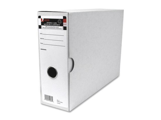 Acco Binding Box File