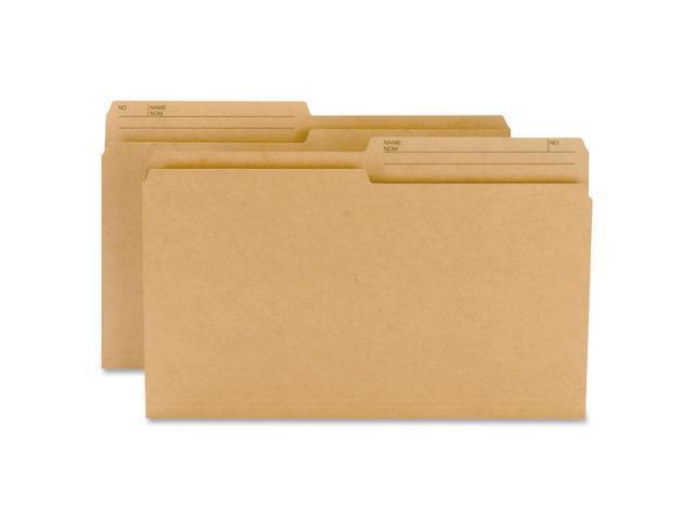 Smead Reversible File Folder 15340