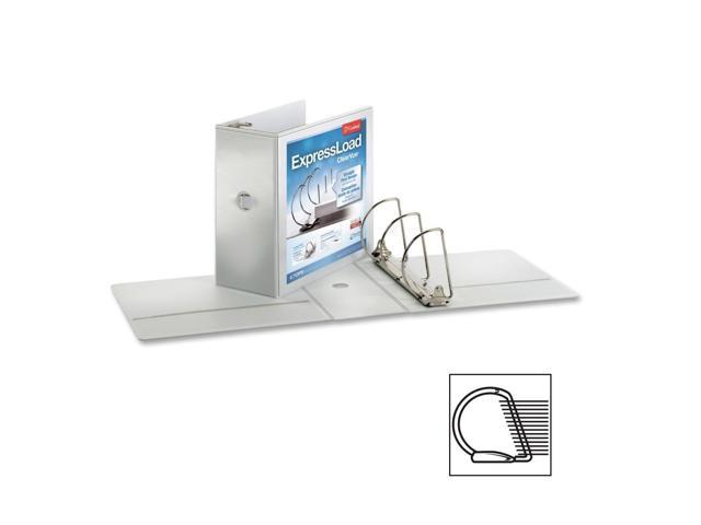 Cardinal ExpressLoad ClearVue Locking D-Ring Binder