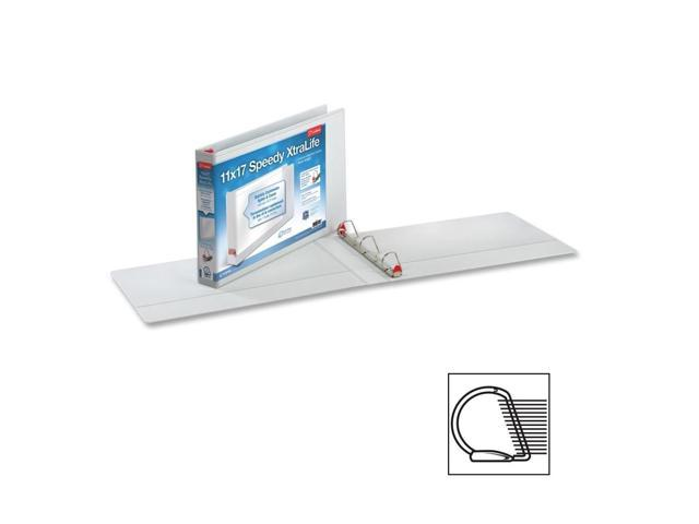 Cardinal Tabloid Size Locking Slant-D Ring Binder