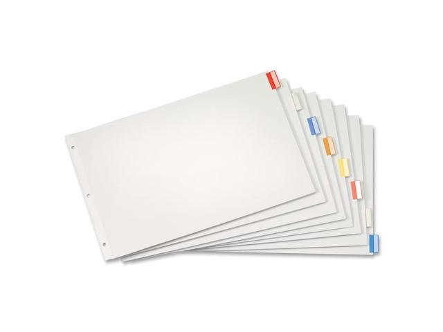 Cardinal Paper Insertable Dividers
