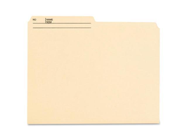 Smead Reversible File Folder 10145