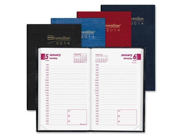 Brownline Brownline Pocket Daily Appointment Planner