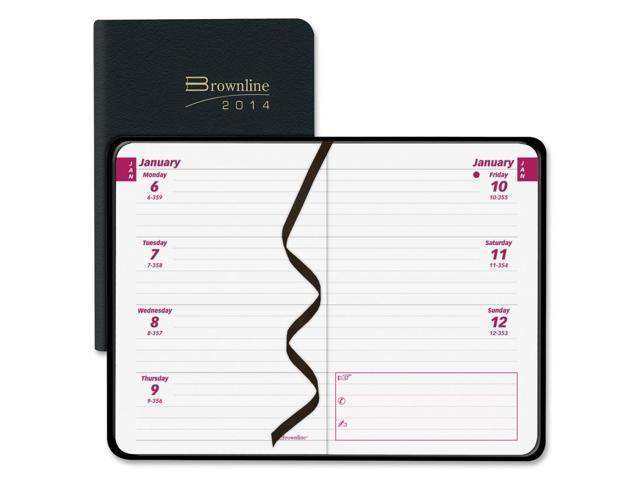 Brownline Brownline Pocket Size Weekly Planner