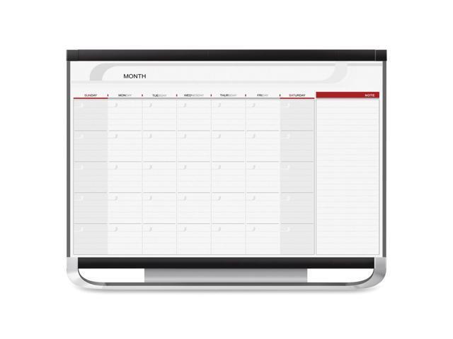Quartet Total Erase Monthly Calendar System