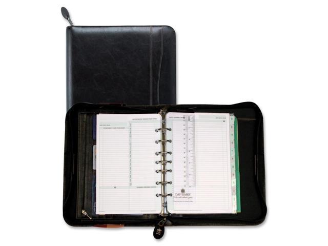 Day-Timer Time Management Starter Set with Zipper