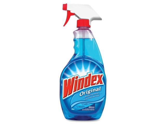 JohnsonDiversey Windex Glass Cleaner with Trigger