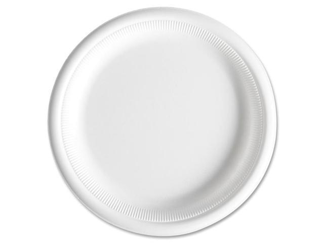 Solo Basix Foam Dinnerware