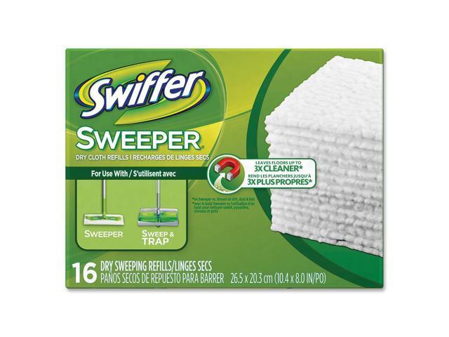 16 SWIFFER REFILL CLOTHS 31821