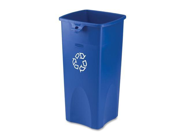 Rubbermaid Untouchable 3569-73 Recycling Container