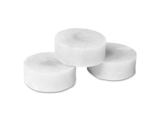 Bunzl Puck White Replacement Deodorant Block
