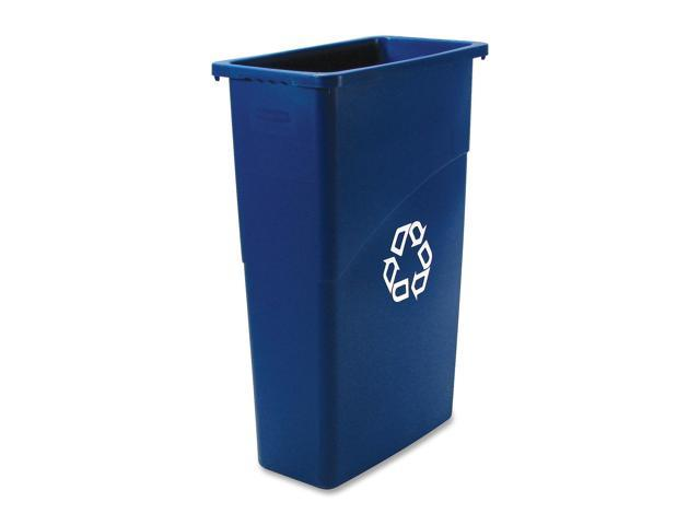 Rubbermaid Slim Jim 3540-75 Recycling Container