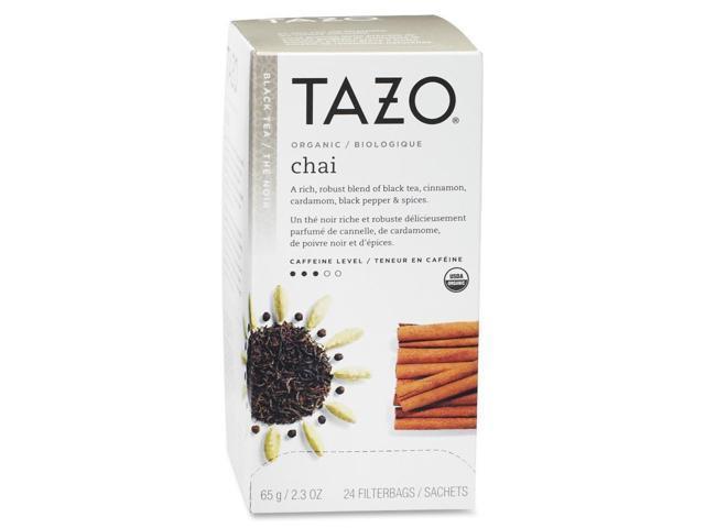 Tazo Black Tea Organic Chai 24/BX