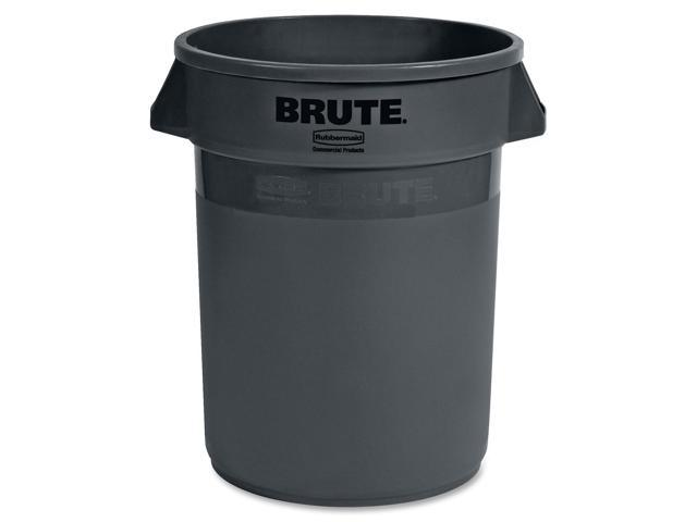 Rubbermaid Brute Round Dome Top Container