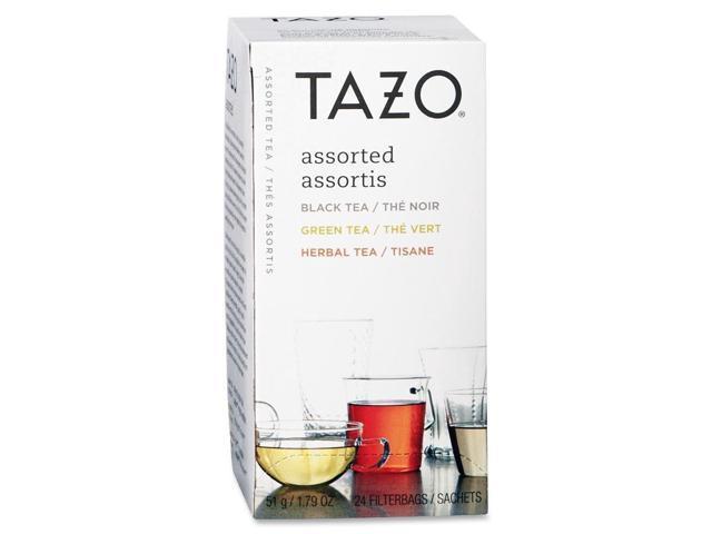 Tazo Tea 24/BX Assorted (Black/Green)