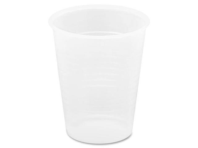 Genuine Joe Translucent Plastic Beverage Cup