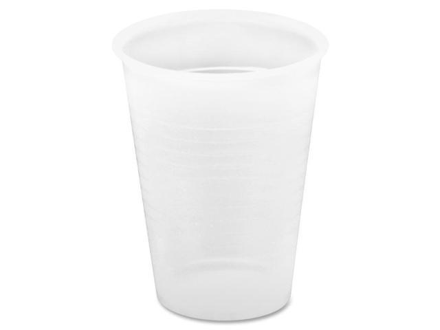 Genuine Joe Translucent Plastic Beverage Cup