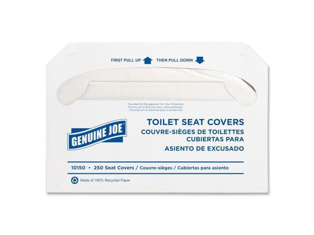 Genuine Joe Toilet Seat Cover