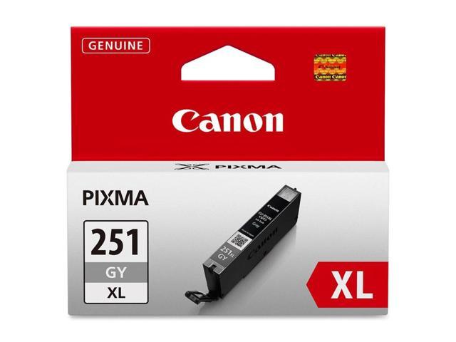 Canon CLI251XLGY Ink Cartridge - Gray