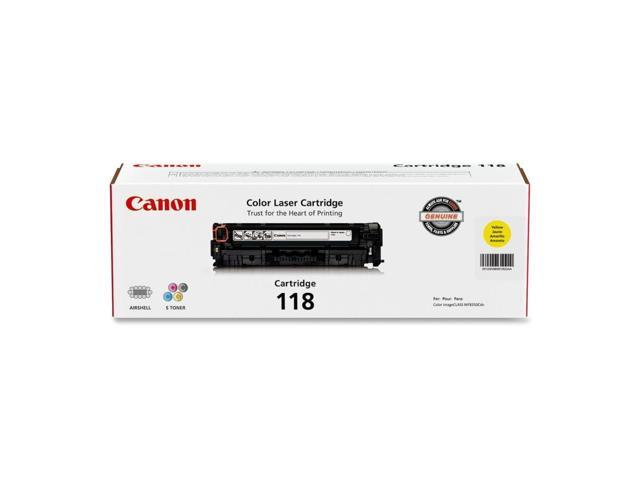 Canon CART118Y Toner Cartridge - Yellow