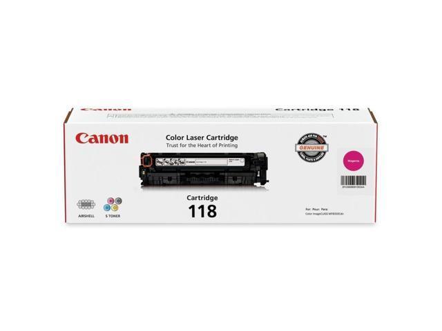 Canon CART118M Toner Cartridge - Magenta