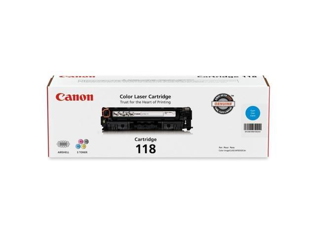 Canon CART118C Toner Cartridge - Cyan