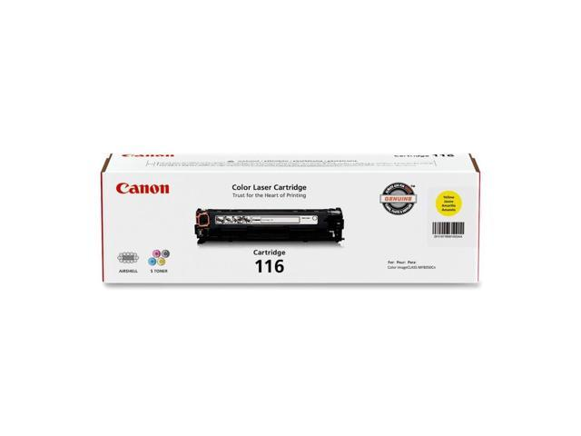 Canon CART116Y Toner Cartridge - Yellow