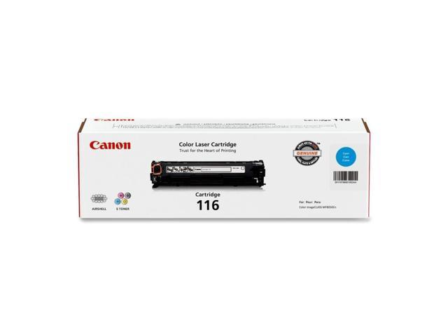 Canon CART116C Toner Cartridge - Cyan