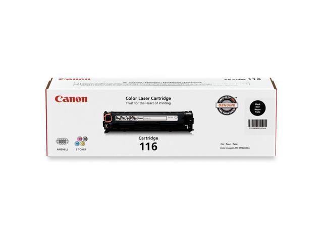 Canon CART116BK Toner Cartridge - Black