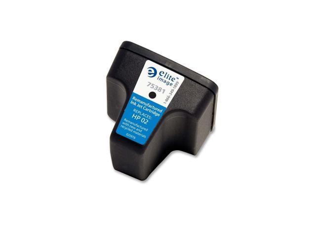 Elite Image Remanufactured HP 02 Inkjet Cartridge