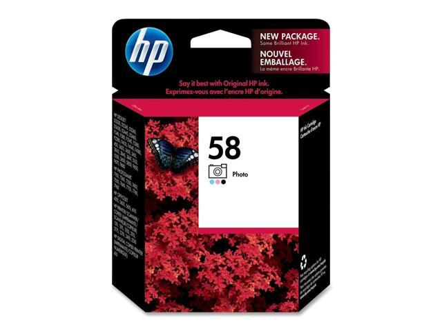 HP 58 Color Ink Cartridge