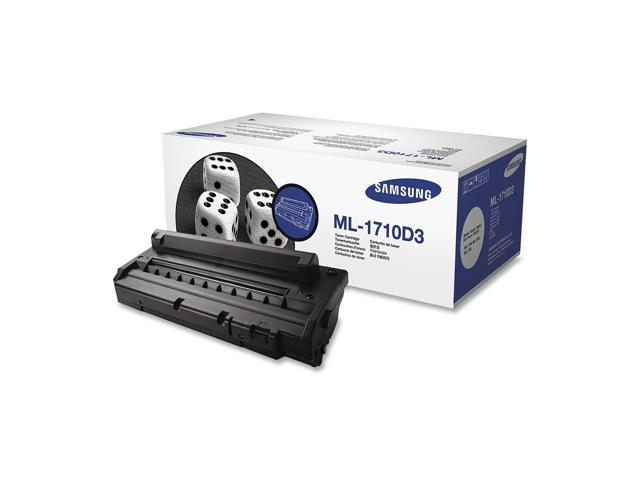 Samsung High-capacity Black Toner Cartridge