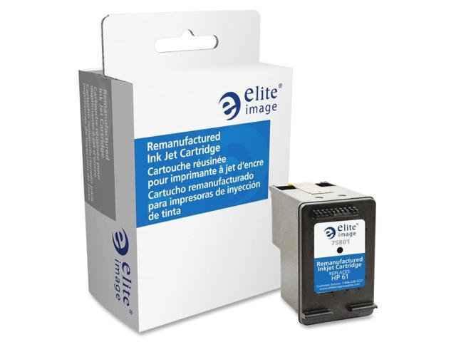 Elite Image ELI75801 Compatible ink-jet replaces HP CH561WN (61) Black