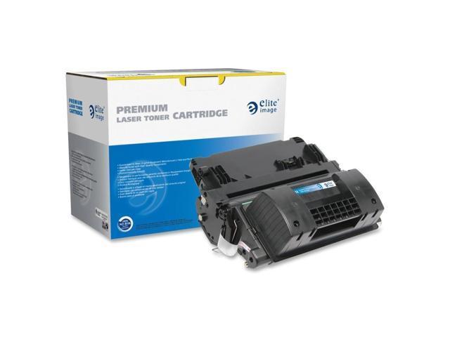 Elite Image ELI75814 Compatible toner replaces HP CE390X (90X) Black