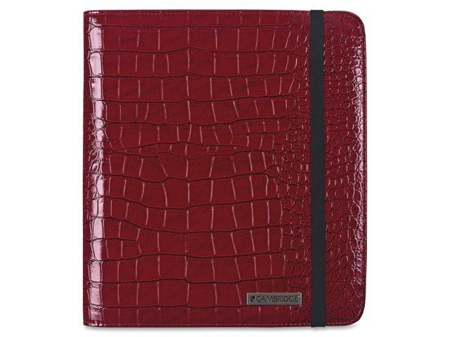 Mead Carrying Case for iPad - Red