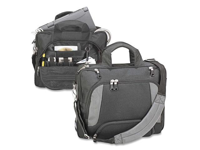 Ro-el Carrying Case (Briefcase) for Notebook - Black