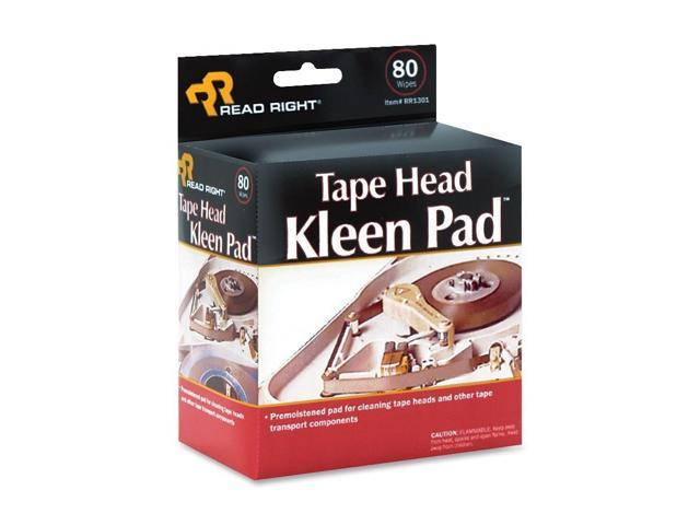 Advantus Tape Head Cleaning Pad