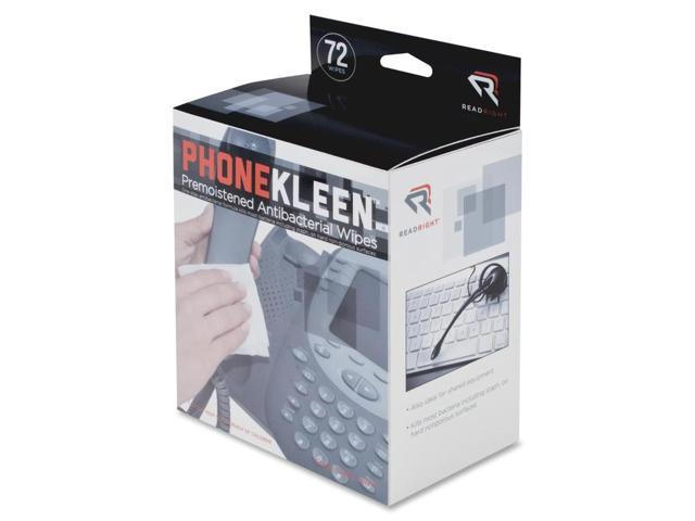 Read Right Phone Kleen Cleaning Wipes