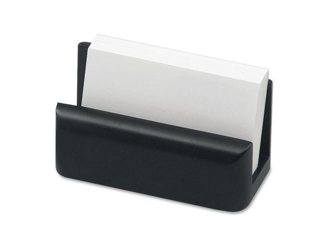 Rolodex Wood Tones Card Holder