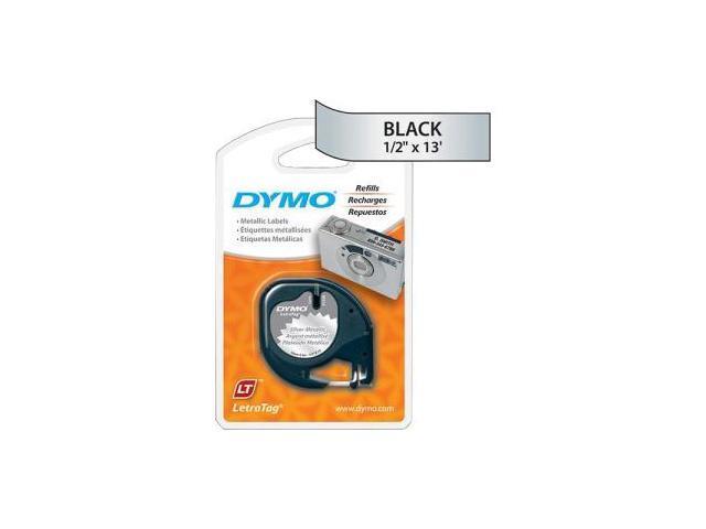 Dymo LetraTag 91338 Metallic Tape