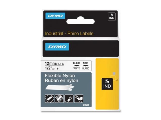 Dymo Rhino Flexible Label Tape